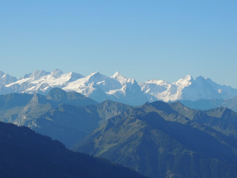 Looking to theAlps