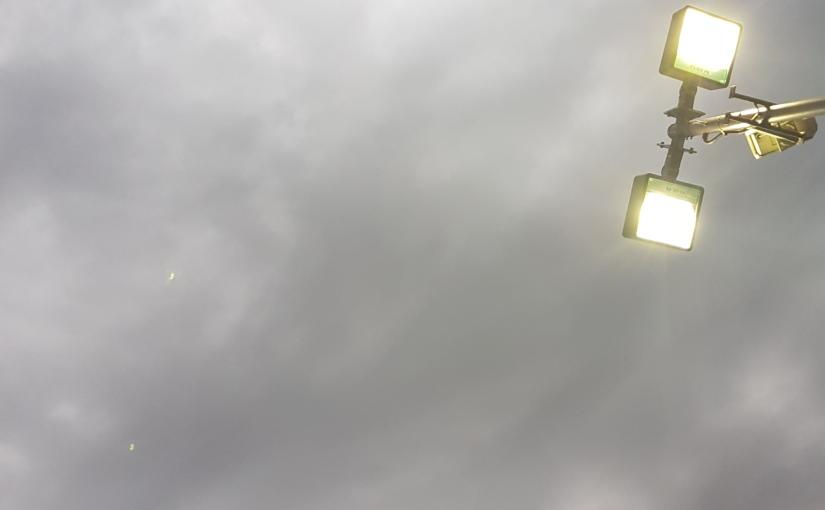 Grey Sky Day